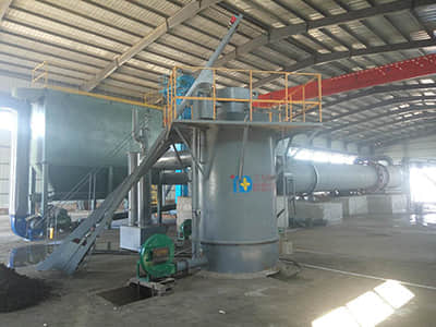 Micropowder Rotary Dryer