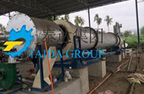 Philippines sand dryer equipment Site